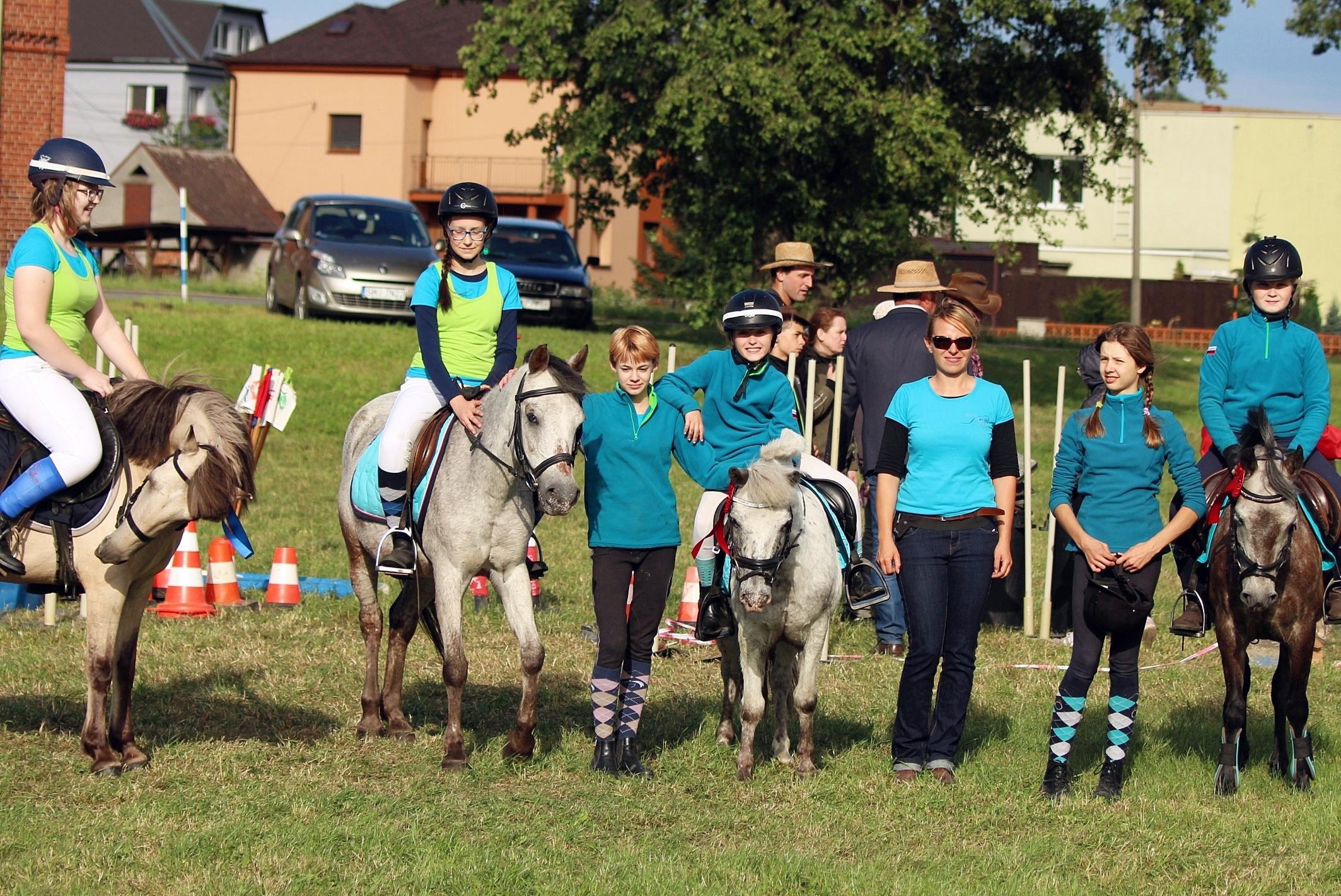 Turniej Pony Games – Koberice Republika Czeska 30.06.2018r.